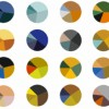 Arthur Buxton Mixes our Perception with Color Trend Visuals