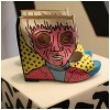 Nicholas Kirkwood + Keith Haring capsule collection